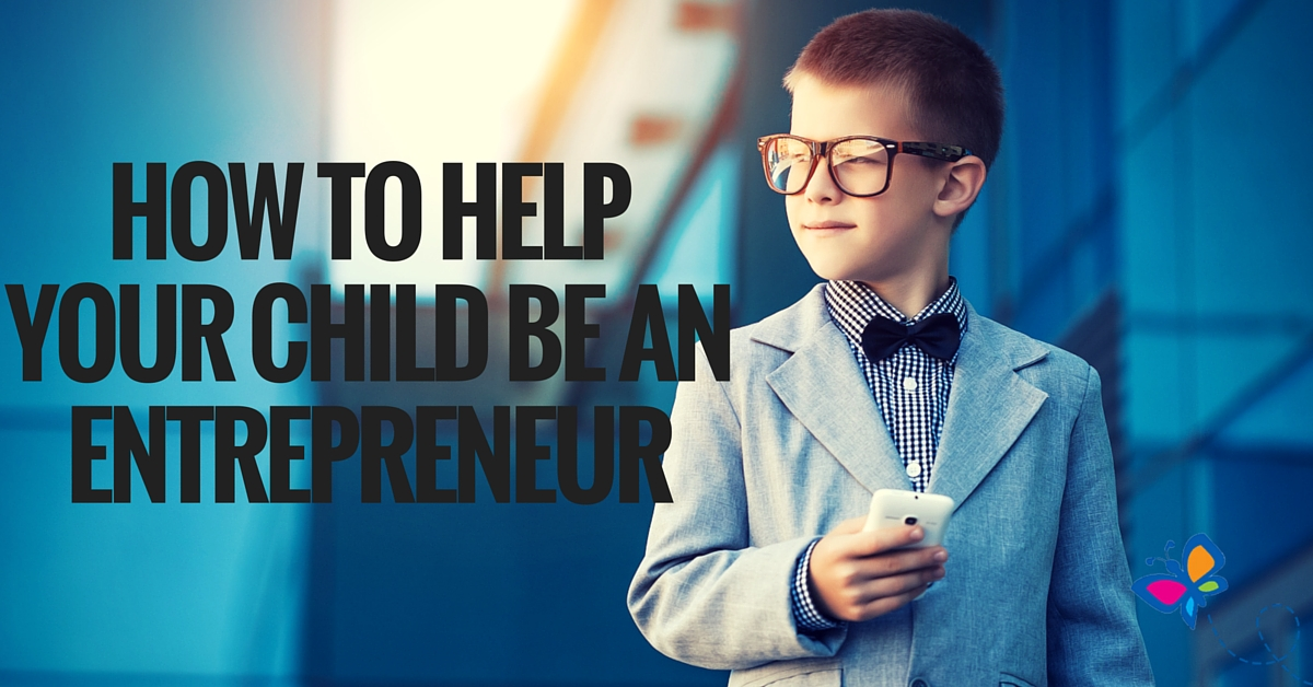 Child-an-Entrepreneur